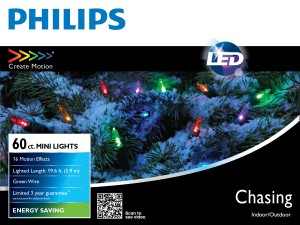 2014 Philips LED 3 Function C9 Light Set