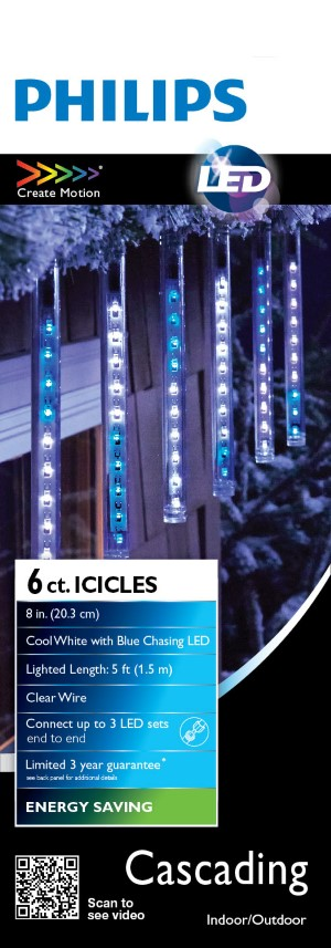 2014 Philips LED 3 Function C9 Light Set